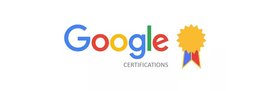 certification Google