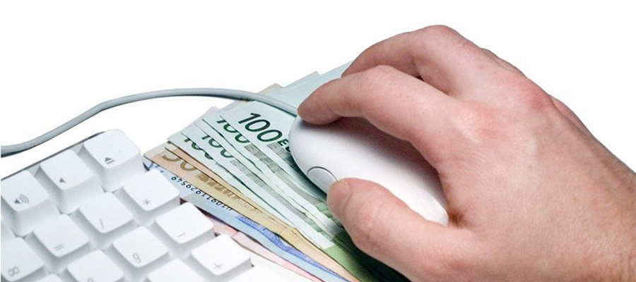 l'argent sur internet