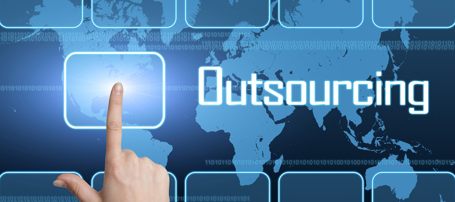 Internet outsourcing