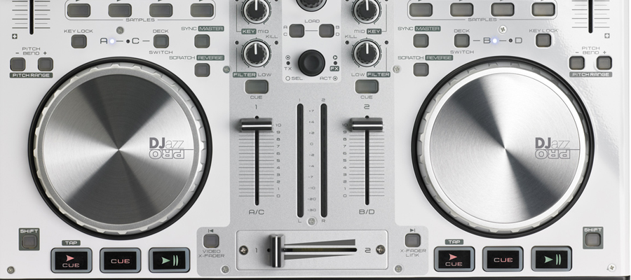 le contrôle du son
