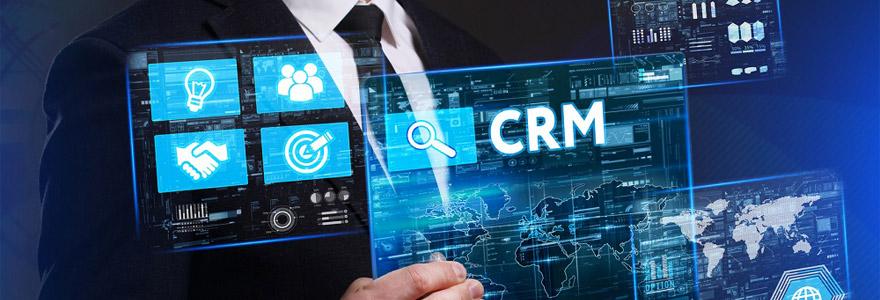 solutions de gestion de CRM