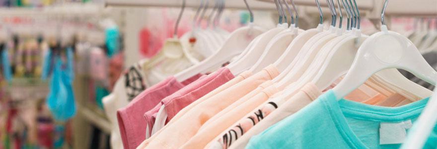 personnalisation de vêtements