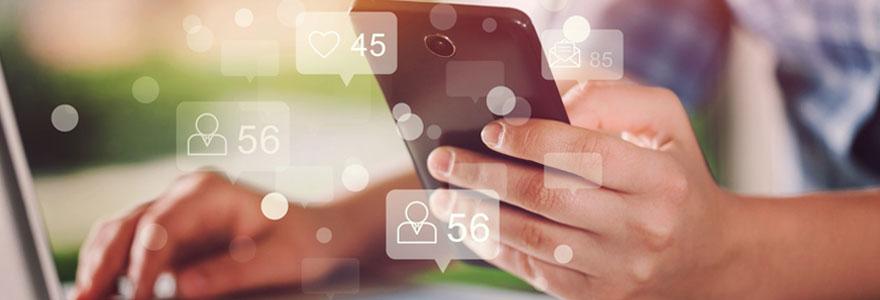 Acheter des followers de différents réseaux sociaux